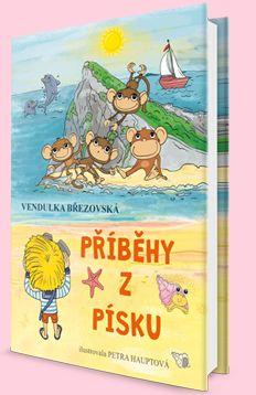Soutěž o zábavně edukativní knihu Příběhy z písku - www.chytrazena.cz