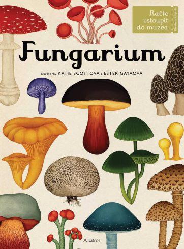 Soutěž o knihu Fungarium - www.vasesouteze.cz