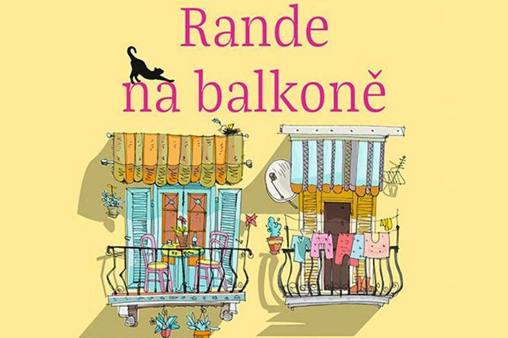 Vyhrajte tři knihy Rande na balkoně - www.klubknihomolu.cz