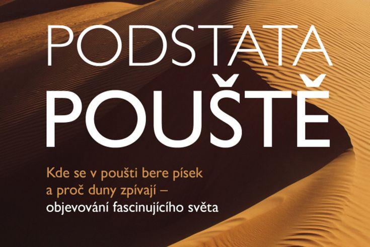 Vyhrajte dvě knihy Podstata pouště - www.klubknihomolu.cz