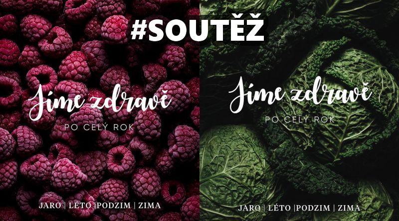 SOUTĚŽ o kuchařku Jíme zdravě po celý rok * Jaro * Léto * Podzim * Zima - www.chrudimka.cz