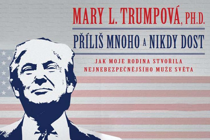 Vyhrajte tři knihy Příliš mnoho a nikdy dost - www.klubknihomolu.cz