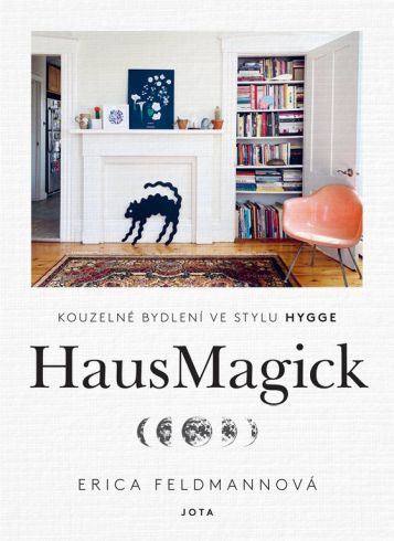 Soutěž o tři knihy HausMagick - www.vasesouteze.cz