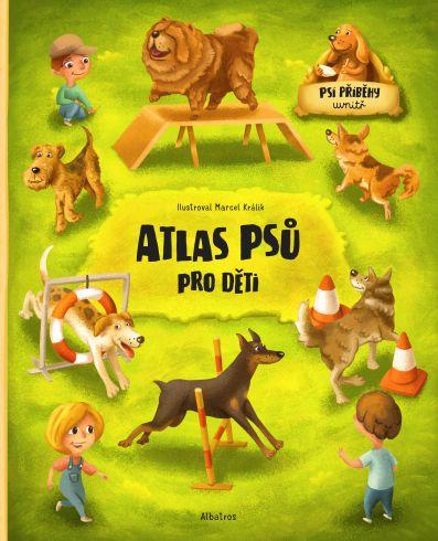 Soutěž o Atlas psů pro děti - www.vasesouteze.cz