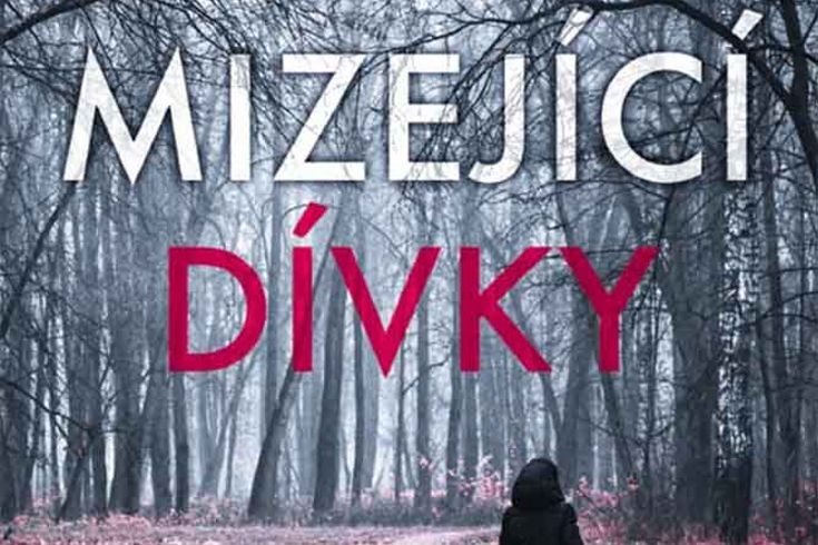 Vyhrajte tři knihy Mizející dívky - www.klubknihomolu.cz