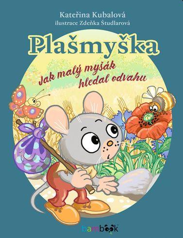 Soutěž o dětskou knížku Plašmyška - www.vasesouteze.cz