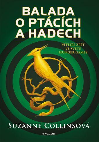Soutěž o román Balada o ptácích a hadech - www.vasesouteze.cz