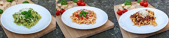 Vyhrajte 3x voucher na konzumaci pravé italské pasty bistra Flying Pot! - www.chytrazena.cz
