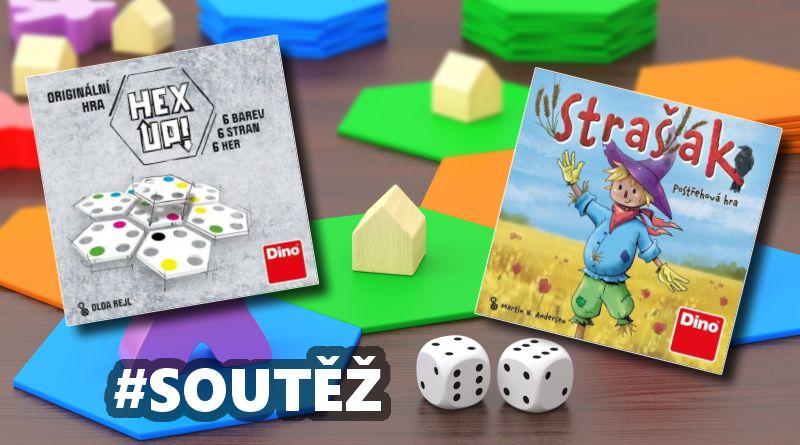 SOUTĚŽ o dvě postřehové hry od Dino Toys - www.chrudimka.cz