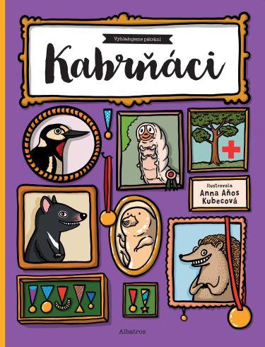 Soutěž o knihu Kabrňáci - www.vasesouteze.cz