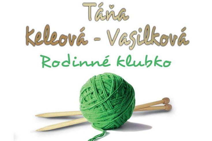 Vyhrajte tři knihy Rodinné klubko - www.klubknihomolu.cz