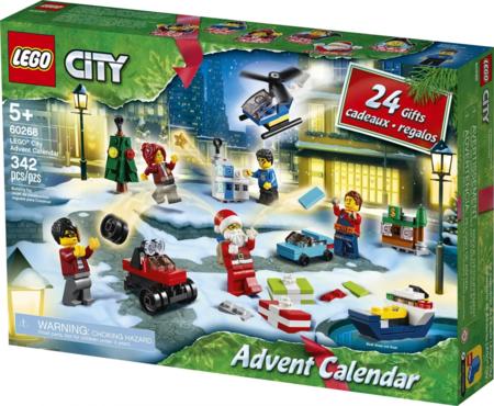 Soutěž o LEGO City Adventní kalendář - www.advent-kalendar.cz
