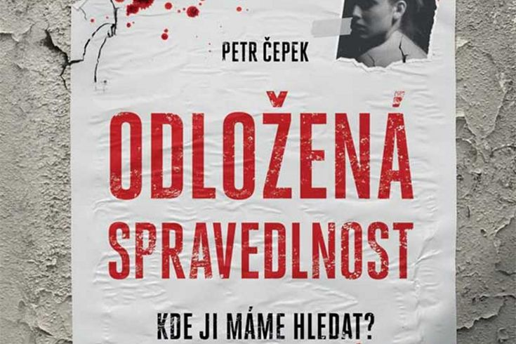 Vyhrajte tři knihy Odložená spravedlnost - www.klubknihomolu.cz