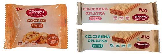 Soutěž o zdravé bio dobroty od Biopekárny Zemanka - www.chytrazena.cz