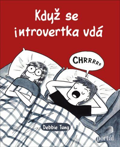 Soutěž o komiks Když se introvertka vdá - www.vasesouteze.cz