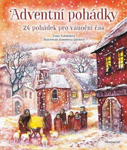 Soutěž o knihu Adventní pohádky - www.vasesouteze.cz