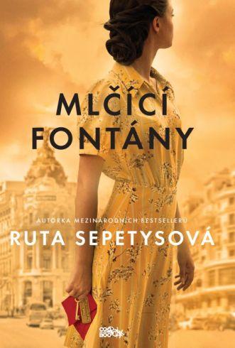 Soutěž o román Mlčící fontány - www.vasesouteze.cz