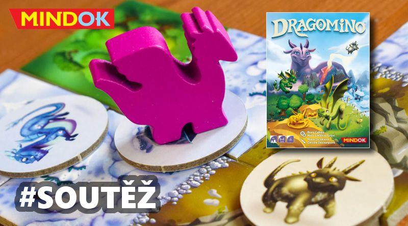 SOUTĚŽ o dětskou hru DRAGOMINO - www.chrudimka.cz
