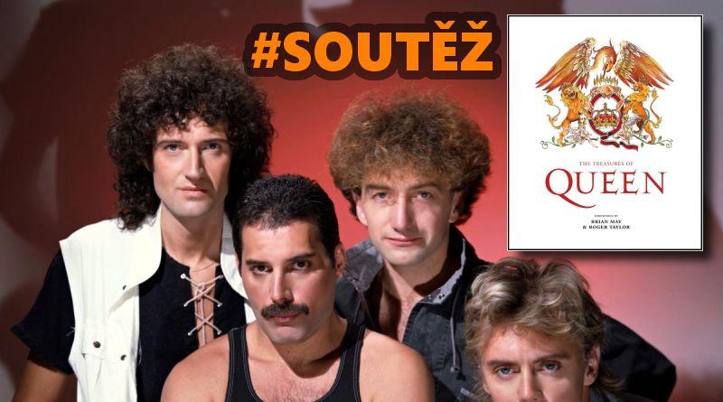 SOUTĚŽ o knihu Tajemství skupiny Queen - www.chrudimka.cz