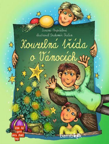 Soutěž o 5 knížek Kouzelná třída o Vánocích - www.vasesouteze.cz