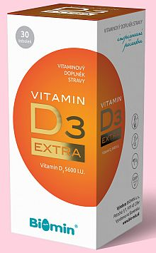 Vyhrajte přírodní vitamin D3 od BIOMINU - www.chytrazena.cz