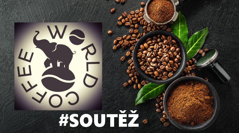 SOUTĚŽ o tři balíčky kávy WORLD COFFEE - www.chrudimka.cz