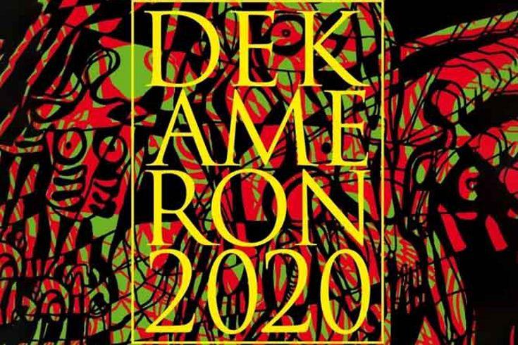 Vyhrajte dvě knihy Dekameron 2020 - www.klubknihomolu.cz