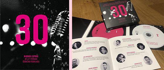 Soutěž o nové muzikálové CD Muzikál Expres - www.chytrazena.cz