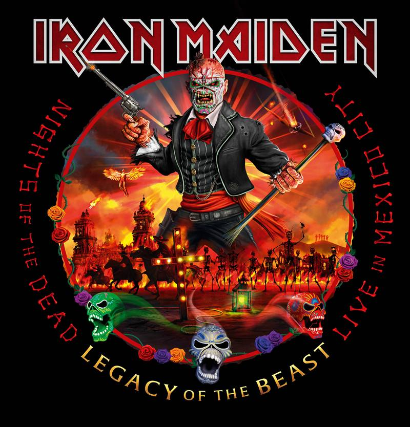Iron Maiden - Live In Mexico City - www.ireport.cz