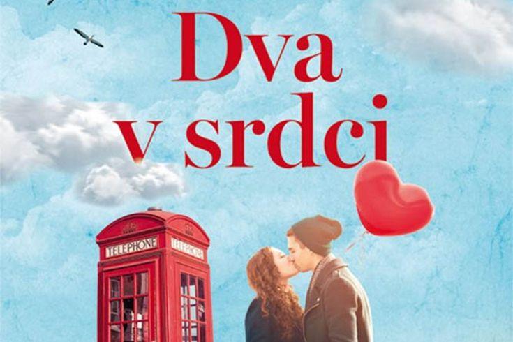 Vyhrajte tři knihy Dva v srdci - www.klubknihomolu.cz
