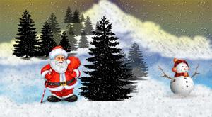 Zimní a vánoční fotosoutěž - www.lucasworld.cz