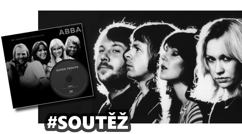 SOUTĚŽ o knihu z edice Ikony  ABBA - www.chrudimka.cz