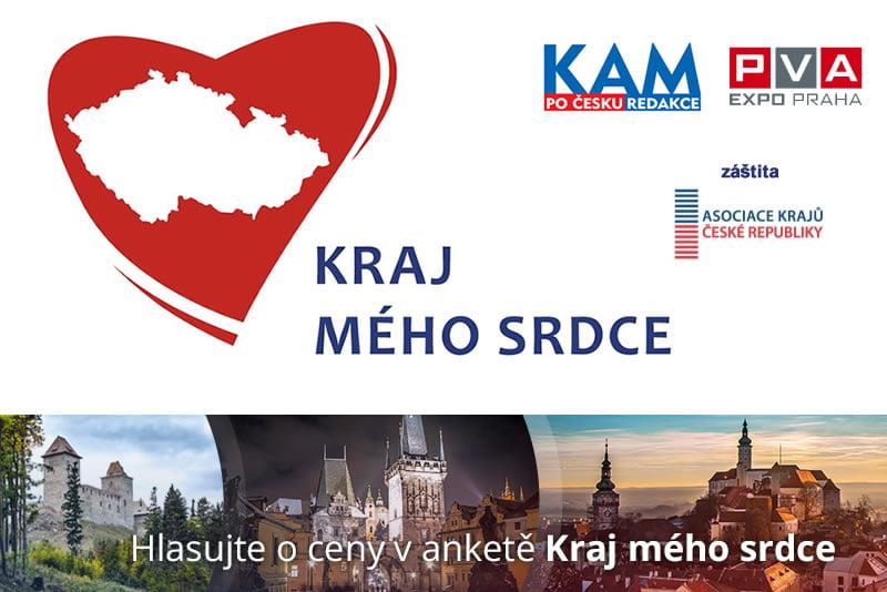 Kraj mého srdce - www.kampocesku.cz