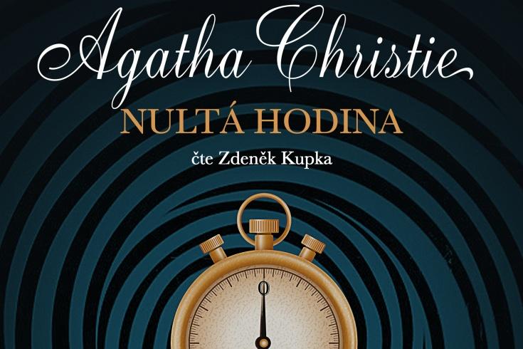 Vyhrajte tři audioknihy Nultá hodina - www.klubknihomolu.cz
