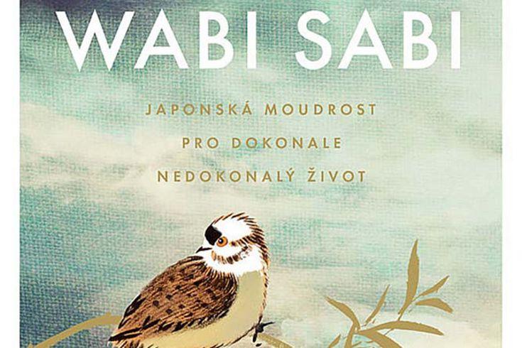 Vyhrajte dvě knihy Wabi sabi - www.klubknihomolu.cz