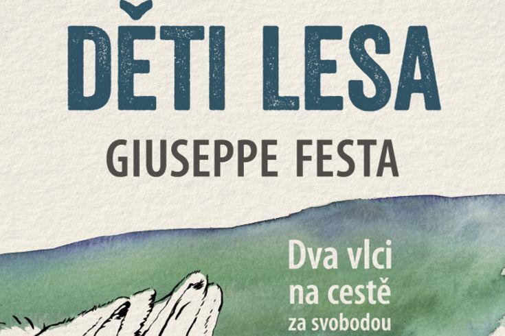 Vyhrajte dvě knihy Děti lesa - www.klubknihomolu.cz