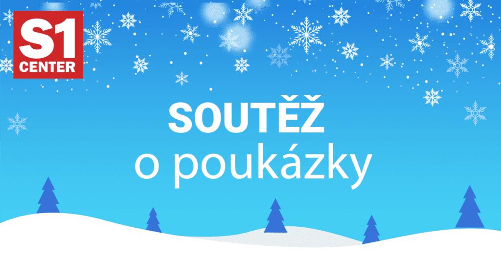 Soutěžte s S1 Center Liberec o 10 poukázek na nákup! - www.saller.cz
