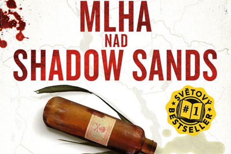 Vyhrajte tři knihy Mlha nad Shadow Sands - www.klubknihomolu.cz