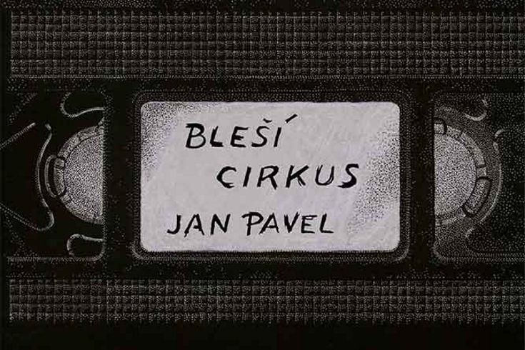 Vyhrajte dvě knihy Bleší cirkus - www.klubknihomolu.cz