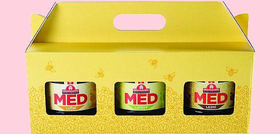 Vyhrajte balení medů Medokomerc na podporu vaší imunity - www.chytrazena.cz