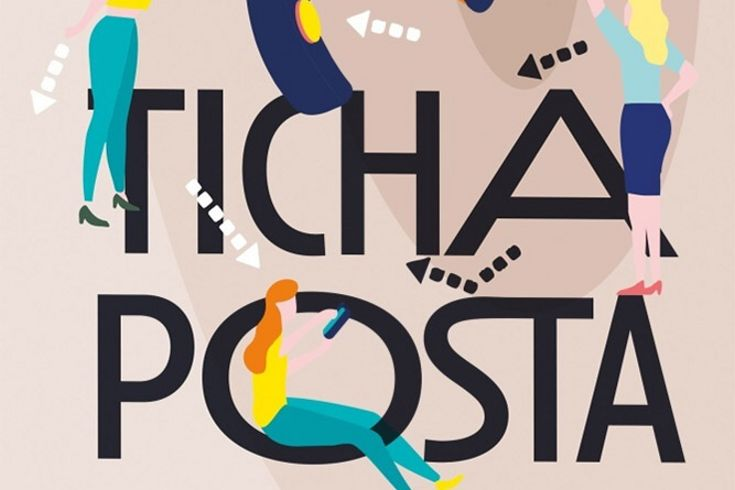 Vyhrajte dvě knihy Tichá pošta - www.klubknihomolu.cz