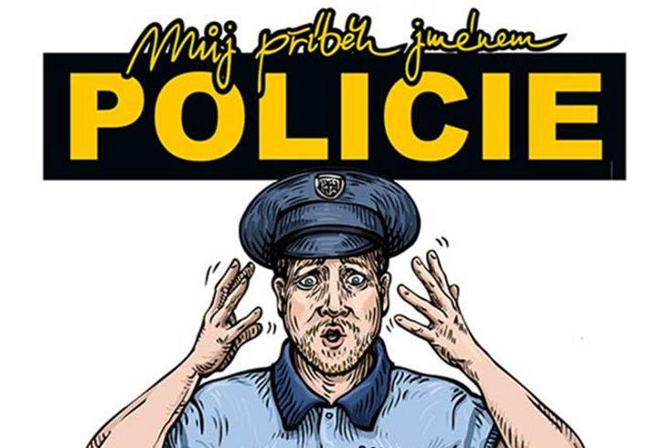 Vyhrajte tři knihy Můj příběh jménem policie - www.klubknihomolu.cz
