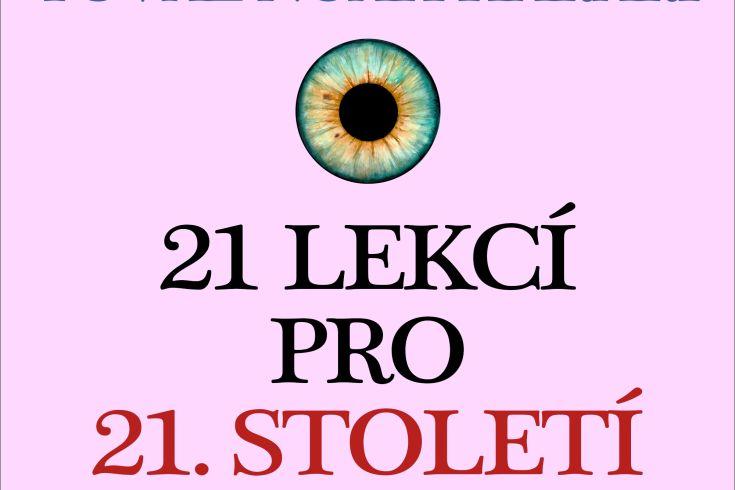 Vyhrajte tři audioknihy 21 lekcí pro 21. století - www.klubknihomolu.cz