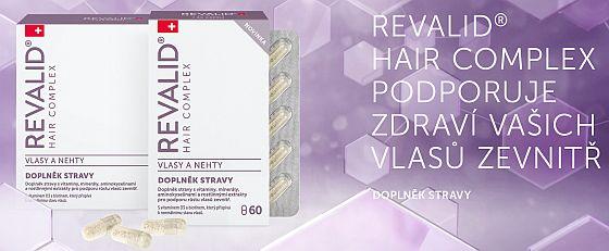 Soutěž o měsíční kúru Revalid Hair Complex - www.chytrazena.cz
