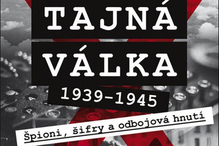 Vyhrajte dvě knihy Tajná válka - www.klubknihomolu.cz