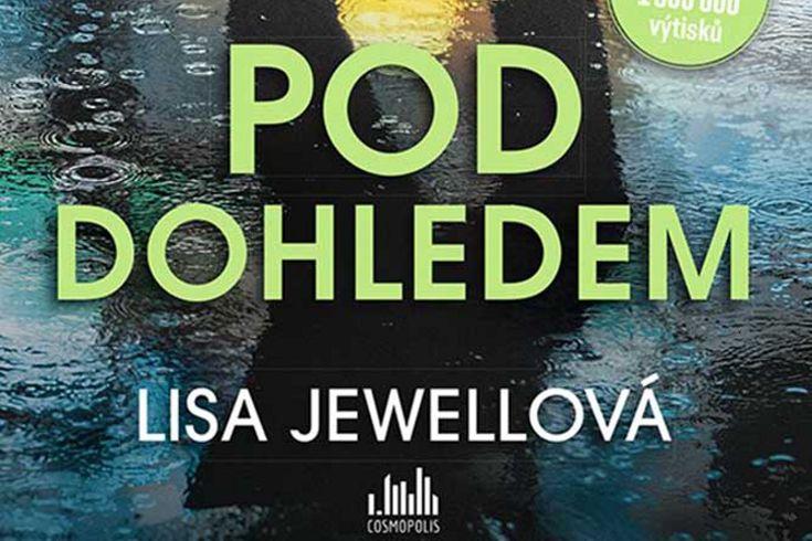 Vyhrajte tři knihy Pod dohledem - www.klubknihomolu.cz