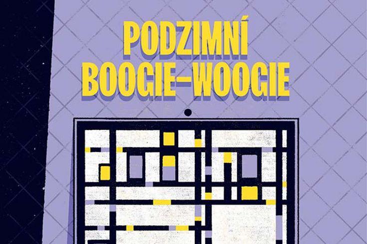 Vyhrajte tři knihy Podzimní boogie woogie - www.klubknihomolu.cz
