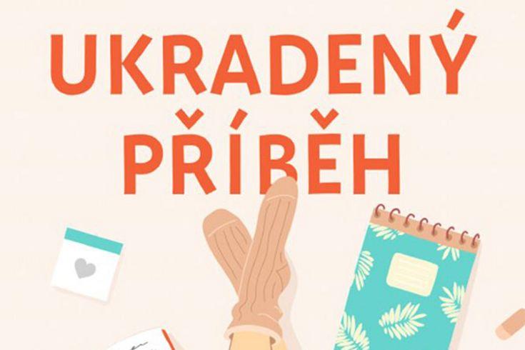 Vyhrajte tři knihy Ukradený příběh - www.klubknihomolu.cz