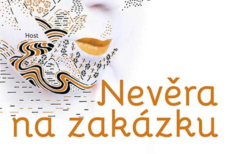 Vyhrajte dvě knihy Nevěra na zakázku - www.klubknihomolu.cz