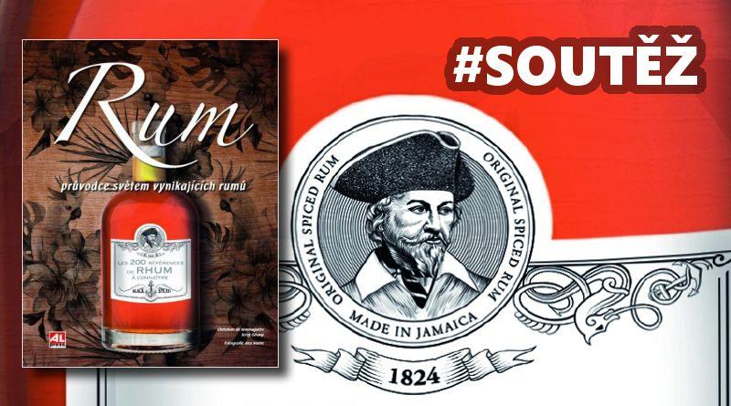 SOUTĚŽ o knihu Rum  Průvodce světem vynikajících rumů - www.chrudimka.cz